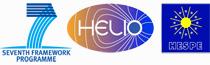 Logos FP7, HELIO, HESPE